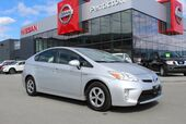2015 Toyota Prius Hybrid, w/ Back up Camera, Low Km's, and Great Fuel Economy