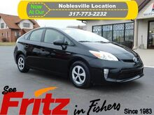 2015_Toyota_Prius_One_ Fishers IN