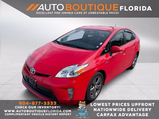 2015 Toyota Prius Persona Series Special Edition Jacksonville  FL