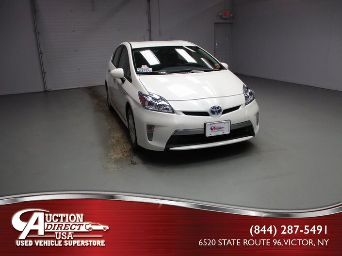 2015 Toyota Prius Plug-in Base Raleigh