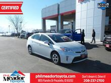 2015_Toyota_Prius_Three_ Pocatello ID