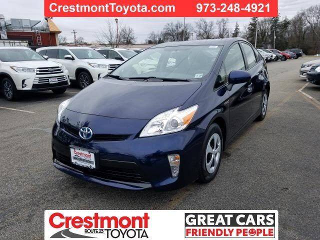 2015 Toyota Prius Three Pompton Plains NJ