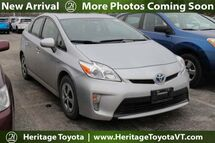2015 Toyota Prius Three South Burlington VT