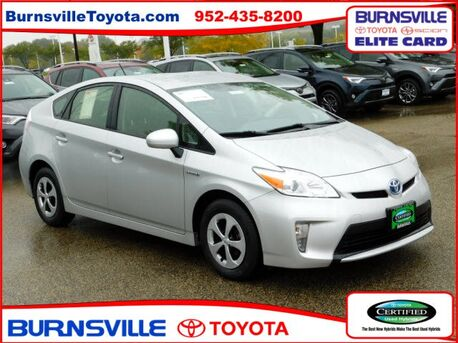 2015_Toyota_Prius_Two_ Burnsville MN