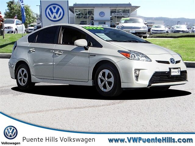 2015 Toyota Prius Two City of Industry CA