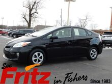2015_Toyota_Prius_Two_ Fishers IN