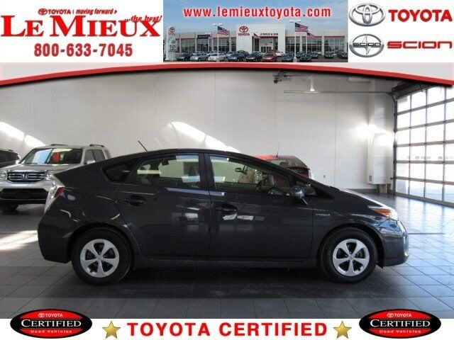 2015 Toyota Prius Two Green Bay WI
