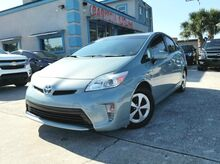 2015_Toyota_Prius_Two_ Jacksonville FL