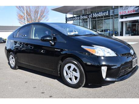 2015_Toyota_Prius_Two_ Medford OR
