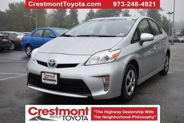 2015 Toyota Prius Two Pompton Plains NJ