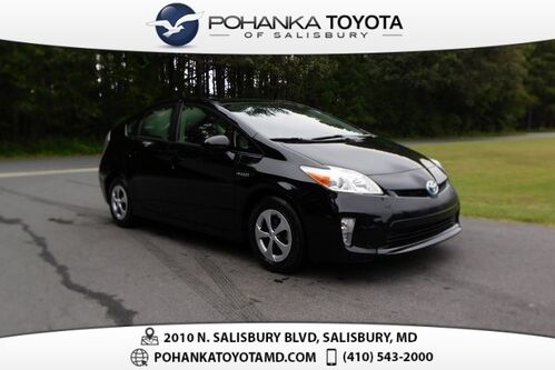 2015_Toyota_Prius_Two_ Salisbury MD