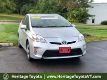 2015 Toyota Prius Two South Burlington VT