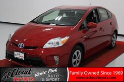 2015_Toyota_Prius_Two_ St. Cloud MN