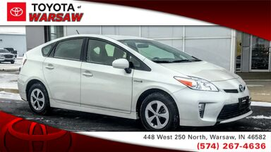 2015_Toyota_Prius_Two_ Warsaw IN