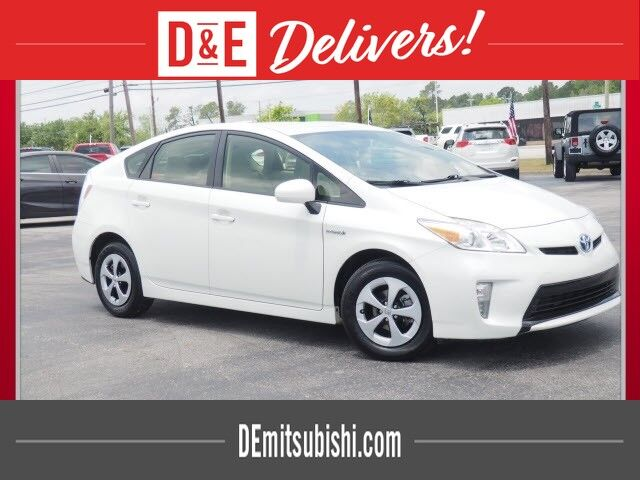 2015_Toyota_Prius_Two_ Wilmington NC