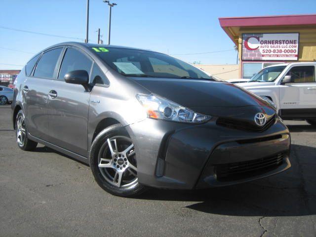 2015 Toyota Prius V Four Tucson AZ