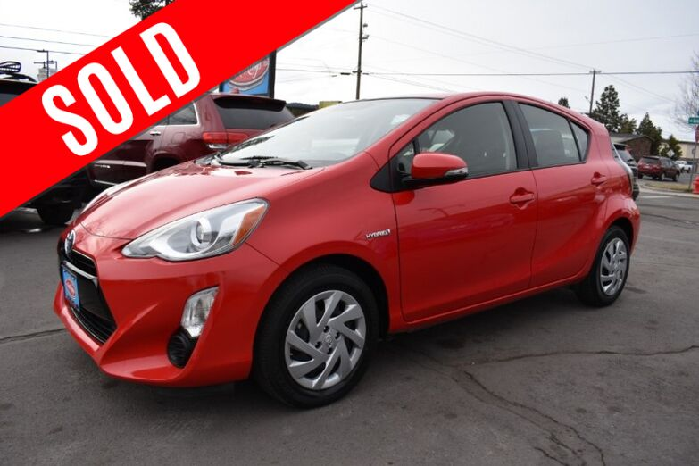 2015 Toyota Prius c 5dr HB Two Bend OR