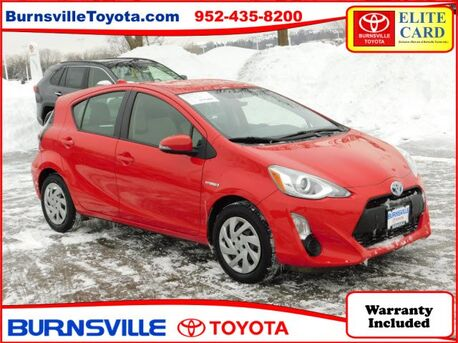 2015_Toyota_Prius c_One_ Burnsville MN