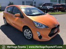 2015 Toyota Prius c One South Burlington VT
