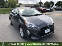 2015 Toyota Prius c Three South Burlington VT