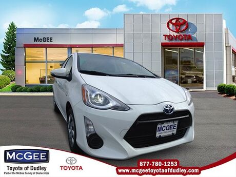 2015 Toyota Prius c Two Dudley MA