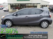 2015_Toyota_Prius c_Two_ Fort Wayne Auburn and Kendallville IN