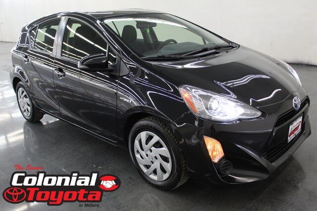 2015 Toyota Prius c Two Milford CT
