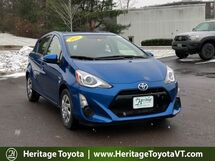 2015 Toyota Prius c Two South Burlington VT
