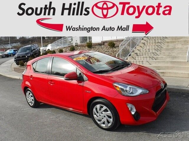 2015 Toyota Prius c Two Washington PA