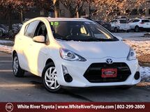 2015 Toyota Prius c Two White River Junction VT