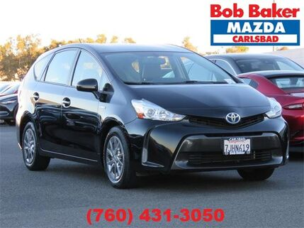 2015_Toyota_Prius v_Five_ Carlsbad CA