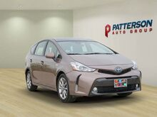 2015_Toyota_Prius v_Five***ONE ONWER***CLEAN CARFAX***HYBRID***SUNROOF***LEATHER***NAVIGATION***_ Wichita Falls TX