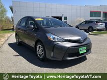 2015 Toyota Prius v Three South Burlington VT