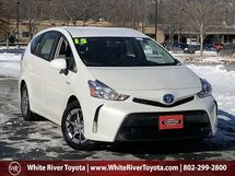 2015 Toyota Prius v Three White River Junction VT