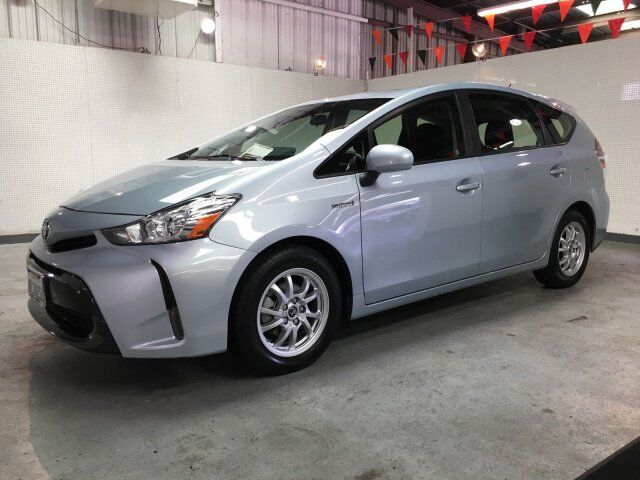 2015 Toyota Prius v Two Oroville CA