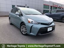 2015 Toyota Prius v Two South Burlington VT