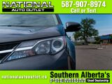 2015 Toyota RAV4 - ECO, CLEAN CARPROOF ,AWD LE Lethbridge AB