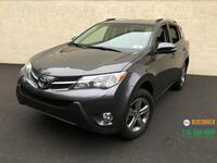 Toyota RAV4 - XLE 2015