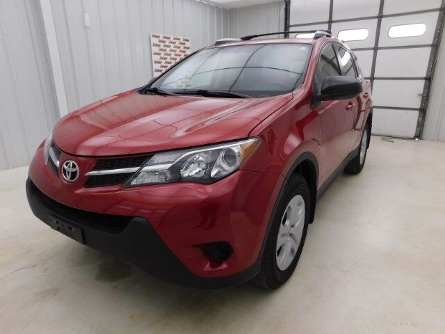2015 Toyota RAV4 AWD 4dr LE Manhattan KS