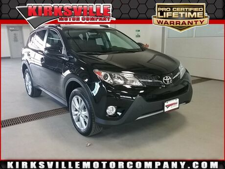 2015 Toyota RAV4 AWD 4dr Limited Kirksville MO