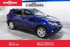 2015_Toyota_RAV4_AWD/Limited/Leather/One owner/Sunroof_ Winnipeg MB