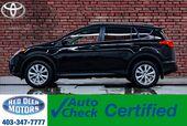 2015 Toyota RAV4 AWD Limited Leather Roof Nav BCam