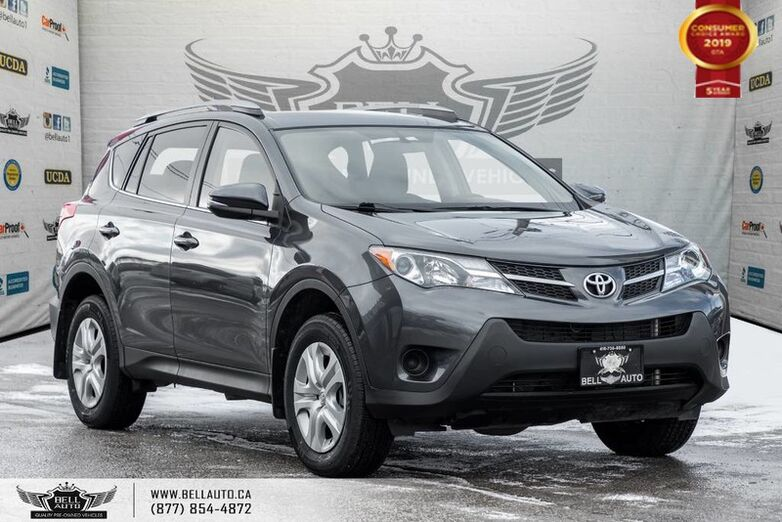 2015 Toyota RAV4 LE, AWD, REAR CAM, BLUETOOTH, HEATED SEATS Toronto ON