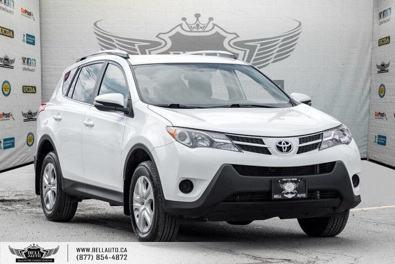 2015 Toyota RAV4 LE, BACK-UP CAM, BLUETOOTH, USB, CRUISE CONTROL, A/C, HEATED SEAT Toronto ON