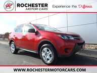 2015 Toyota RAV4 LE Certified - Backup Cam - LOW MILES! Rochester MN