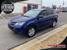 2015_Toyota_RAV4_LE_ Decatur AL