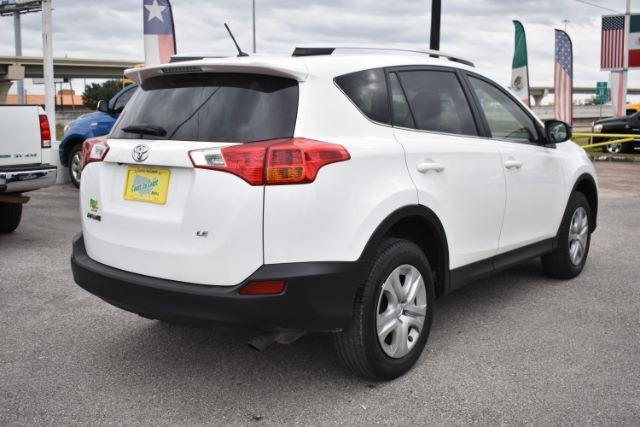 2015 Toyota RAV4 LE FWD Houston TX
