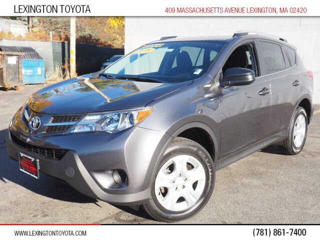 2015 Toyota RAV4 LE Lexington MA