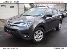 2015_Toyota_RAV4_LE_ Lexington MA