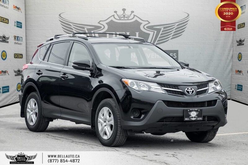 2015 Toyota RAV4 LE, NO ACCIDENT, BACK-UP CAM, BLUETOOTH, HEATED SEAT